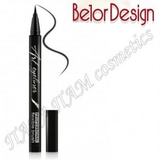 Belor Design Art eyeliner черная