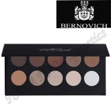 Тени для век Bernovich Black Edition set C