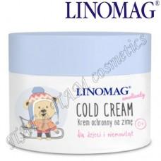 Детский Защитный крем на зиму Linomag Cold Cream