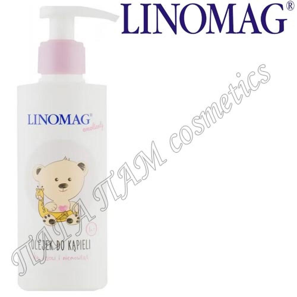 Масло для купания детей Linomag
