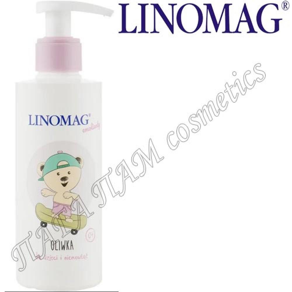 Детское масло для тела Linomag