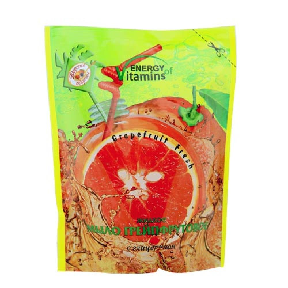 Жидкое мыло грейпфрутовое с глицерином