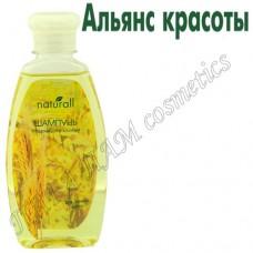 Шампунь с пшеницы и хлопком для тонких волос