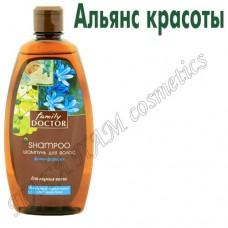 Шампунь для волос фито-формула для тусклых жирных волос, утративших блеск