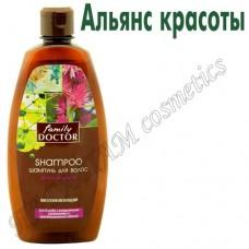 Шампунь для волос фито-формула  омолаживающая  для борьбы с возрастными изменениями и преждевременной сединой