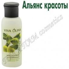 Гель для душа увлажняющий c оливковым маслом и зеленым чаем