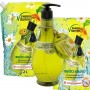 Антибактериальное ФИТО-МЫЛО c оливковым маслом и цветками ромашки