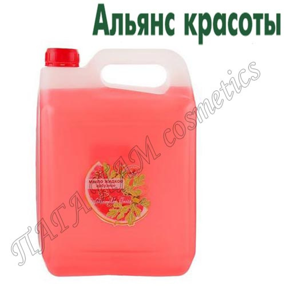 "Гель-мыло ""Watermelon juice"" (арбуз)"