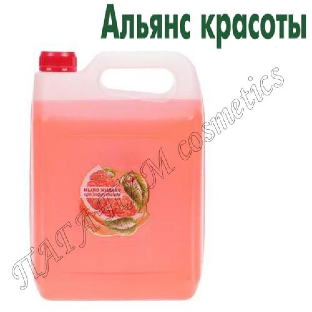 """Гель-мыло """"Grapefruit juice"""" (грейпфрут)"""