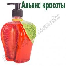 Гель-мыло КЛУБНИКА для интимной гигиены