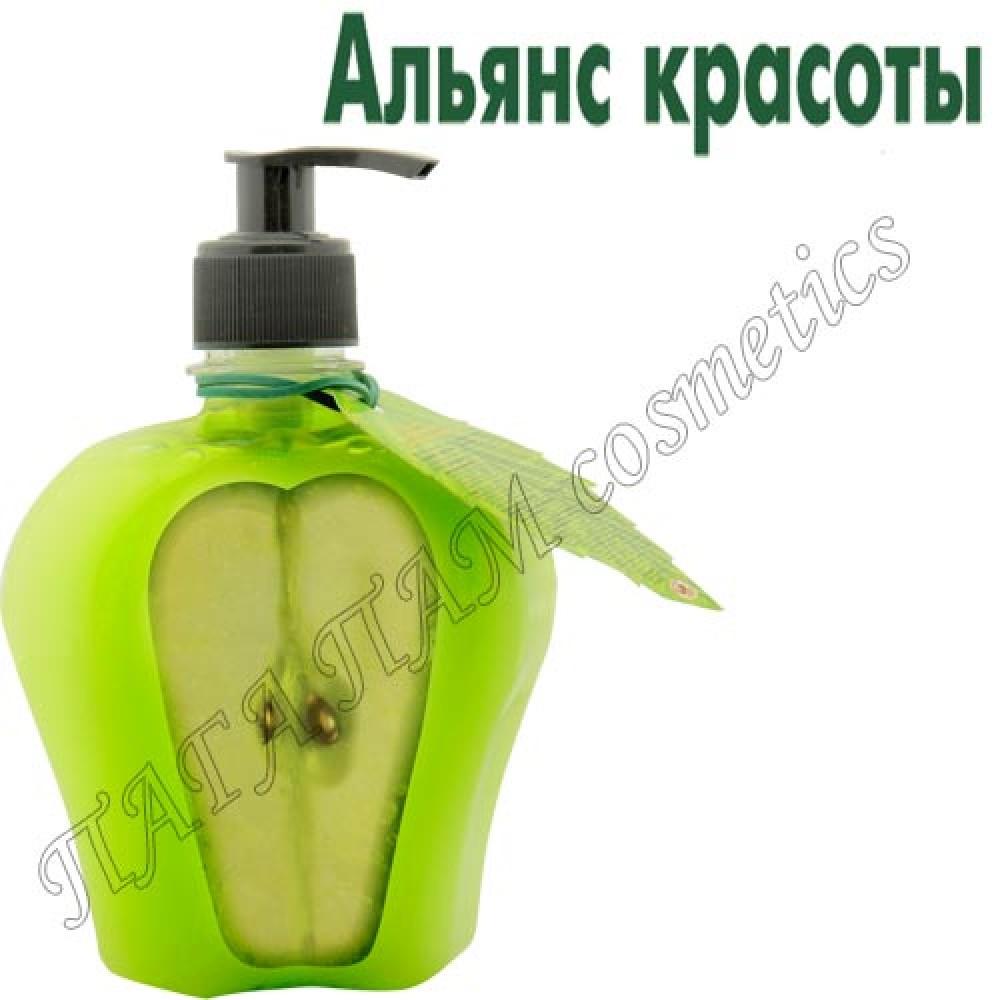 Крем-мыло ЯБЛОКО для интимной гигиены pH 5,5