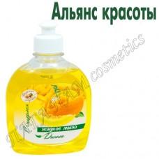 """Мыло жидкое """"Дынное"""" с глицерином"""