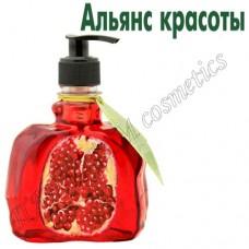 Гель-мыло витаминное  с экстрактом граната