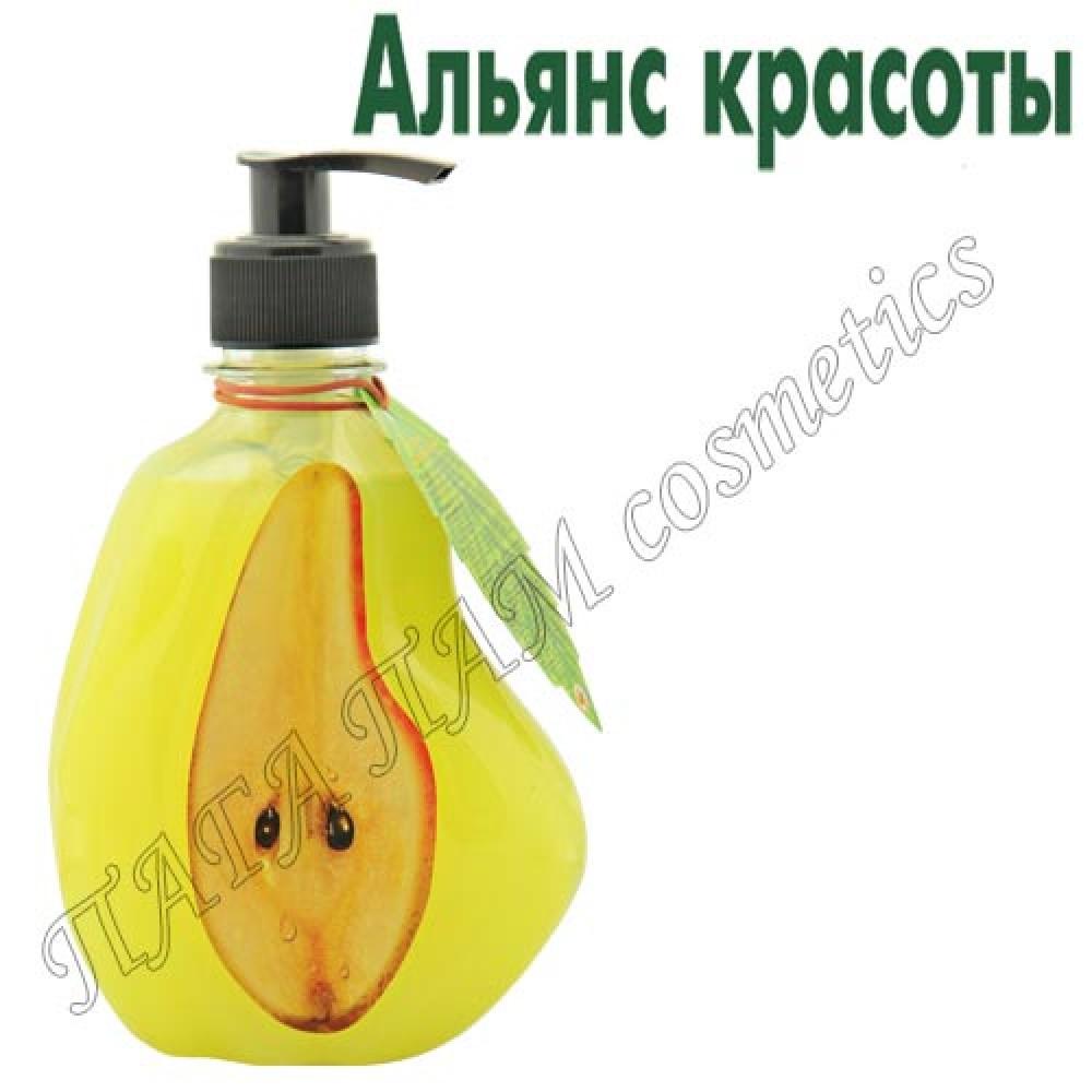 Крем-мыло груша увлажняющее