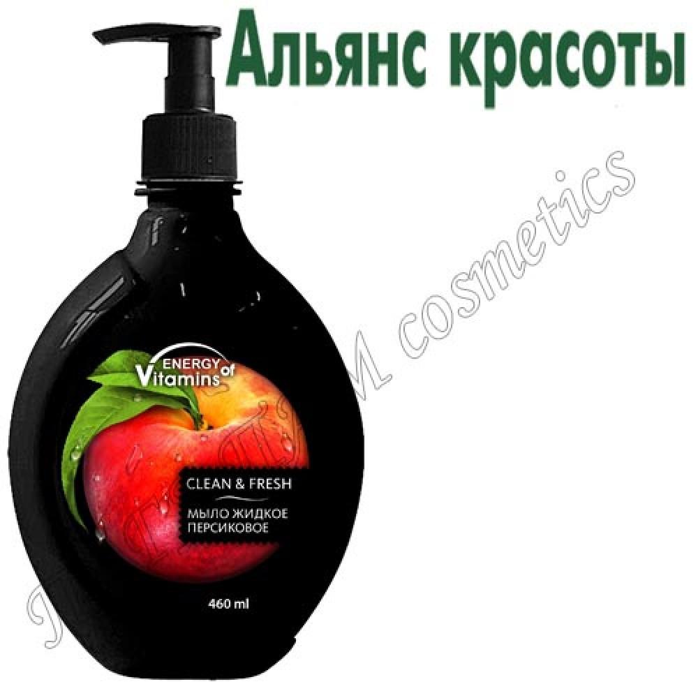 """Гель-мыло """"Peach juice"""" (персик)"""