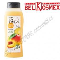 Крем-гель для душа Соблазнительная гладкость манго лайм масло персика
