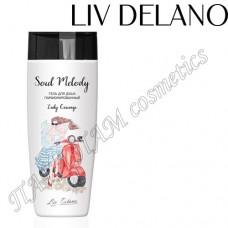 Гель для душа парфюмированный Lady Courage