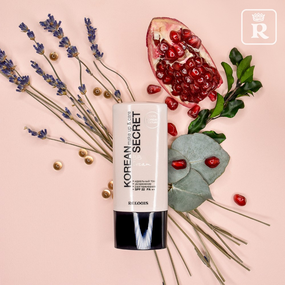 KOREAN SECRET make up & care BB Cream