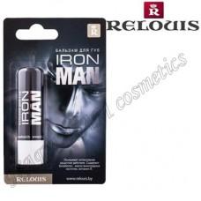 Бальзам для губ Relouis IRON MAN