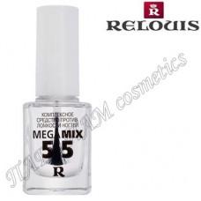 Средство против ломкости ногтей Комплексное Mega Mix 5+5
