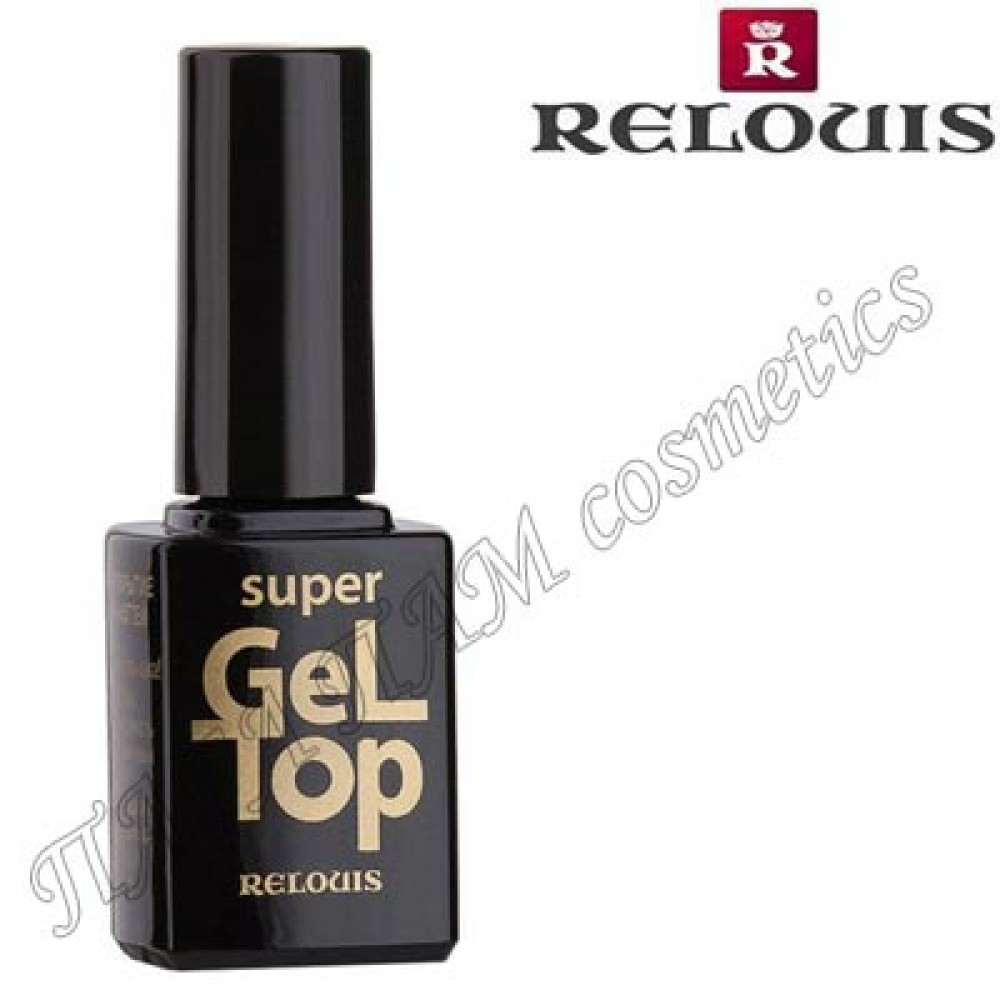 Верхнее покрытие лака SUPER GEL TOP