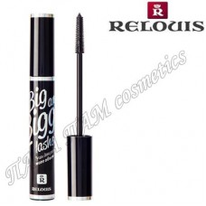 RELOUIS Big and Bigger lashes МЕГА ОБЪЕМ