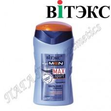 Бальзам-сливки после бритья Max Sport  для сухой и чувствительной кожи