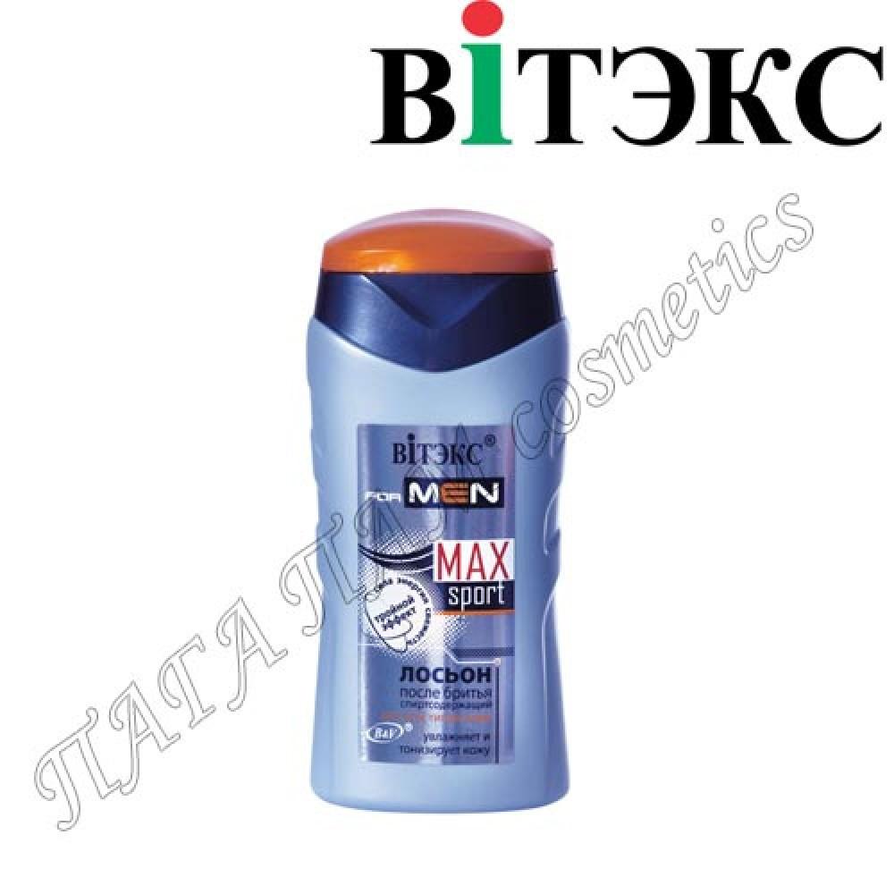 Лосьон  после бритья Max Sport  для всех типов кожи